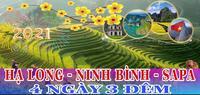 Du lịch Miền Bắc Hà Nội – Tràng An – Bái Đính – Hạ Long – Yên Tử - Sa Pa 3