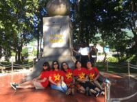 HÀ GIANG - CAO BẰNG - THÁC BẢN GIỐC - BA BỂ 3