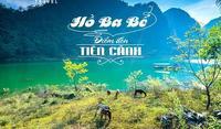 HÀ GIANG - CAO BẰNG - THÁC BẢN GIỐC - BA BỂ 2