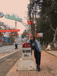 HÀ GIANG - CAO BẰNG - THÁC BẢN GIỐC - BA BỂ 8