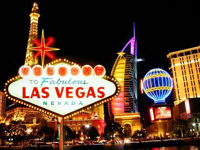 Tour du lịch Bờ Tây Hoa Kỳ: Los Angeles – Las Vegas