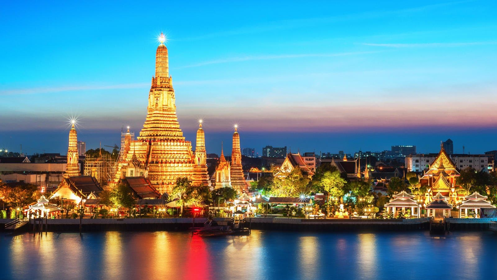 Tour du lịch Thái Lan 5 ngày 4 đêm: Bangkok - Pattaya - Safari