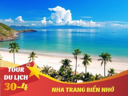 NHA TRANG - TOUR 4 ĐẢO – VINPEAR LAND – TẮM BÙN - BBQ HẢI SẢN